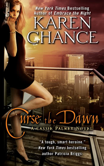 Cassandra Palmer : la Damnation de l'Aube - Tome 4 Cursethedawn