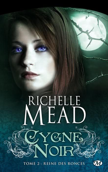 Reine des ronces (Cygne noir 2) - VF Cygne2