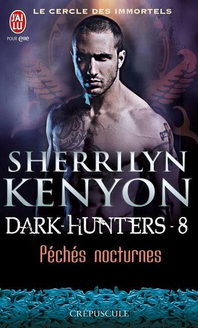 Le Cercle des immortels (série) - Sherrilyn Kennyon - Page 3 Darkhunter8