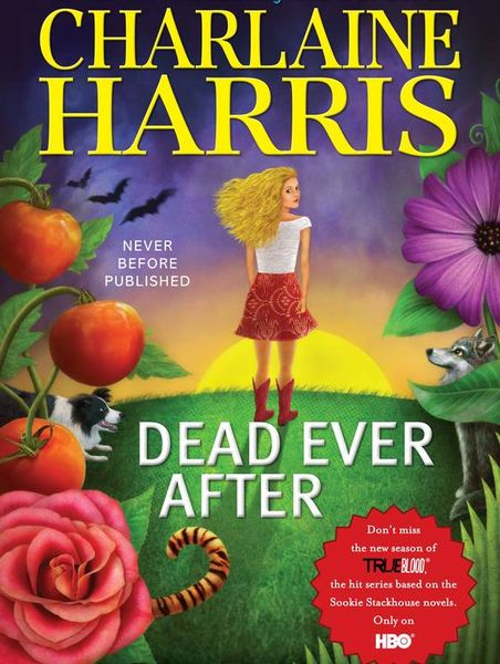 La Communauté du Sud : Dead Ever After - Tome 13 Dead-ever-after-by-charlaine-harris-cover-3_4_r560