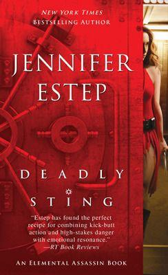 L'Exécutrice (série) - Jennifer Estep - Page 6 Deadlysting
