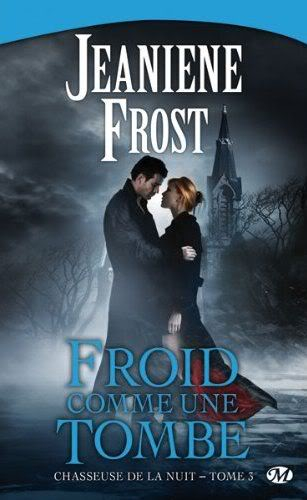 Chasseuse de la nuit : Froid comme une tombe - Tome 3 Froidcommeunetombe