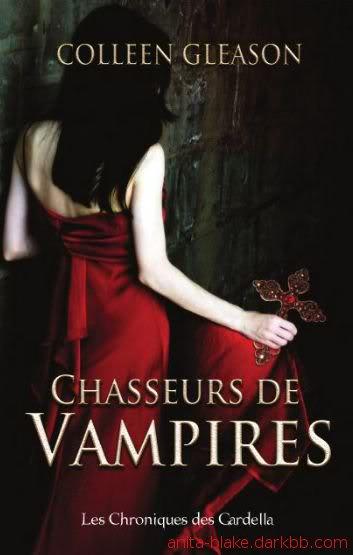 Les chroniques des Gardella (série) - Colleen Gleason Gardella_couv