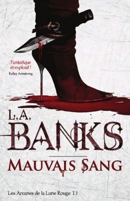 Les Arcanes de la Lune Rouge (série) - LA Banks Labanks1