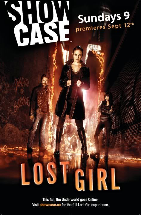 Lost Girl Lostgirlposter