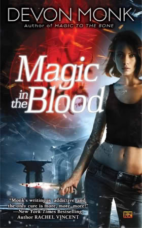 Sorties de livres futures - US - Page 2 Magicblood