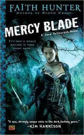 Jane Yellowrock (série) - Faith Hunter  Mercyblade