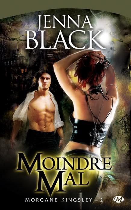 Morgane Kingsley : Moindre Mal - Tome 2 Morgane2