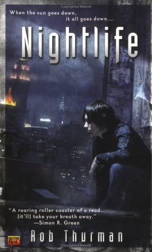 Cal Leandros (série) - Rob Thurman Nightlife