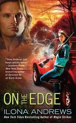 The Edge (série) - Ilona Andrews - VO Ontheedge