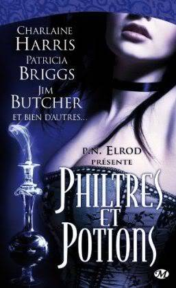 Philtres et Potions - Anthologie Philtresetpotions