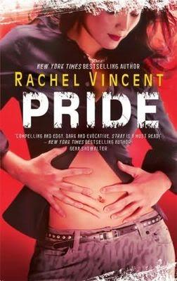 Les griffes de la nuit/Shifters (série) - Rachel Vincent Pride