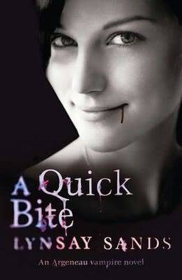 Les vampires Argeneau (série) - Lynsay Sands Quickbite