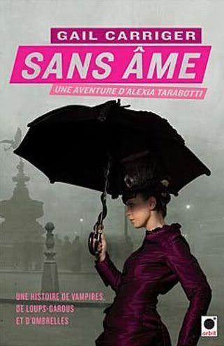 Le Protectorat de l'ombrelle (série) - Gail Carriger Sansame