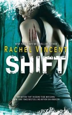 Les griffes de la nuit/Shifters (série) - Rachel Vincent Shift
