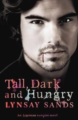 Les vampires Argeneau (série) - Lynsay Sands Talldarkandhungry