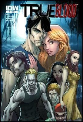 True Blood - Le comics Tbcomics