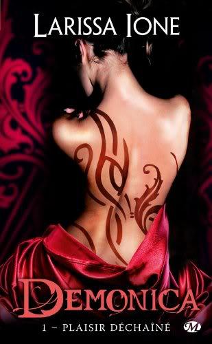 Plaisir déchaîné - Demonica 1 - Larissa Ione Demonica1