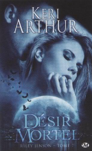 Riley Jenson : Désir mortel - tome 7 Desirmortel