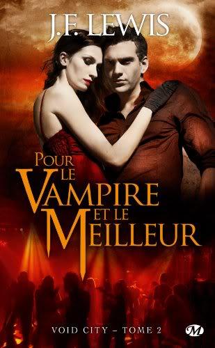 Void city tome 2: Pour le Vampire et le Meilleur Voidcity2
