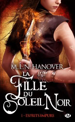 La Fille du soleil noir (série) - M.L.N. Hanover Filledusoleilnoir
