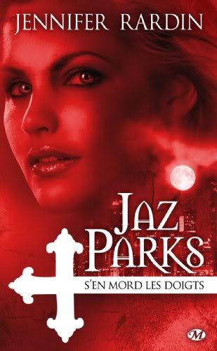 Jaz Parks : s'en mord les doigts - Tome 1 Jaz1
