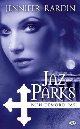 Jaz Parks n'en démord pas - Tome 4 Jaz4