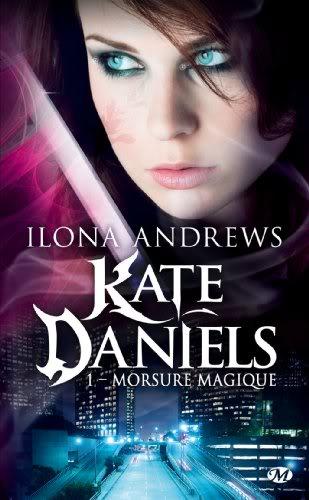 Kate Daniels : Morsure Magique - Tome 1 Katedaniels1