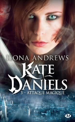 Kate Daniels : Attaque Magique - Tome 3 Katedaniels3