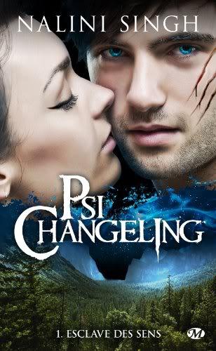 Psi-Changeling (Série) - Nalini Singh Psichangeling1