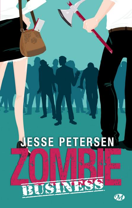 Zombie Thérapie (série) - Jesse Petersen Business