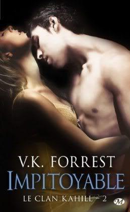 Le Clan Kahill (série) - VK Forrest Clankahill2-1