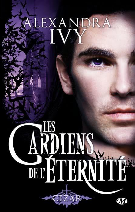 Les Gardiens de l'Eternité (série) - Alexandra Ivy Eternite4