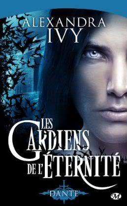 Les Gardiens de l'Eternité (série) - Alexandra Ivy Gardieneternite