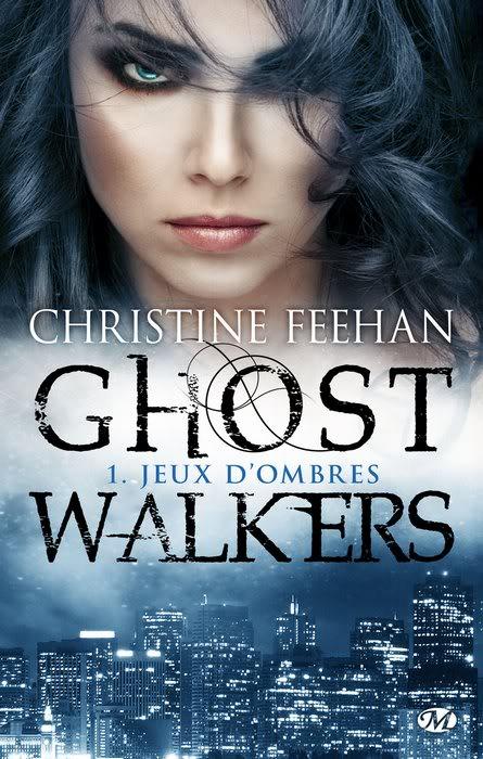 Ghostwalker (série) - Christine Feehan Ghostwalkers1