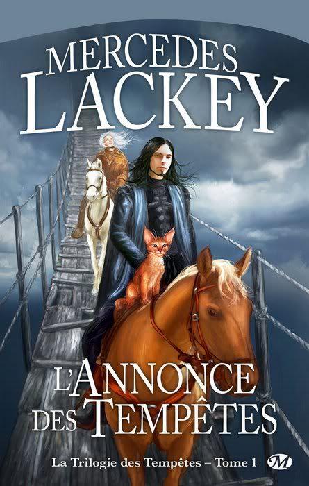 La trilogie des tempêtes (série) - Mercedes Lackey Tempetes1