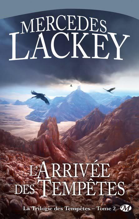 La trilogie des tempêtes (série) - Mercedes Lackey Tempetes2