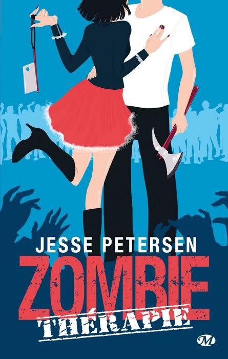Zombie Thérapie (série) - Jesse Petersen Therapie