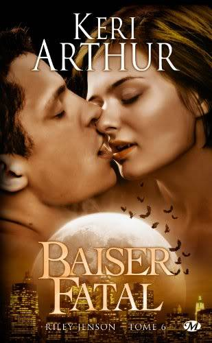Riley Jenson : Baiser fatal - tome 6 Baiserfatal