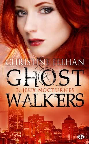 Ghostwalker (série) - Christine Feehan Ghostwalkers3
