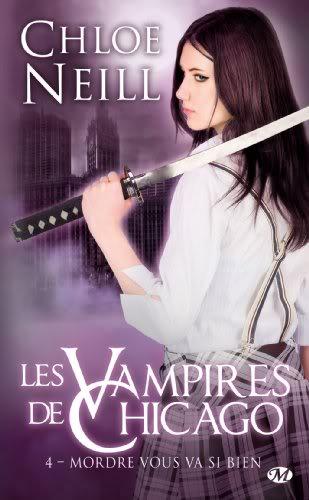 Les Vampires de Chicago (série) - Chloe Neill Vampireschicago4