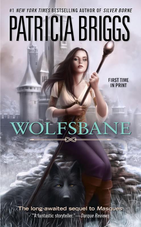 Aralorn (série) - Patricia Briggs Wolfsbane_big
