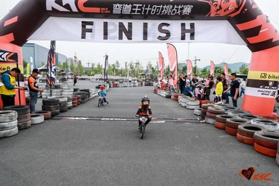 Bike8儿童平衡车大赛,让孩子每一次成长都值得铭记 0b268573375d2d46