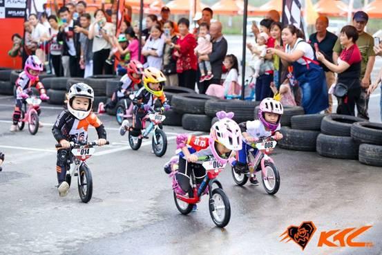 KTC儿童平衡车大赛让孩子的童年变得无限精彩~ 3f8fc12d79cdc49a