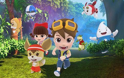 优秀的动画片能够给小朋友带来更有意义的童年——齐齐苹苹 5954e9af8c332655