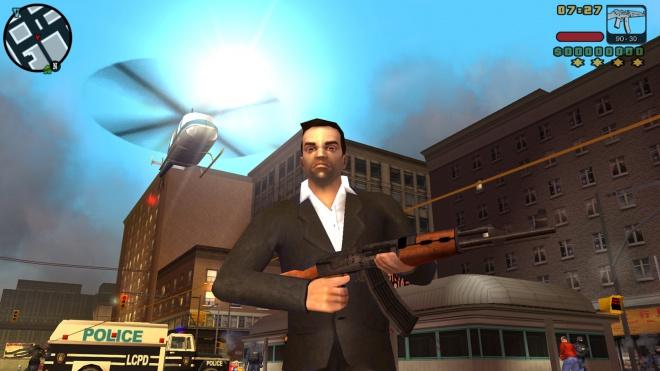 GTA: Liberty City Stories disponível para Android Id159387