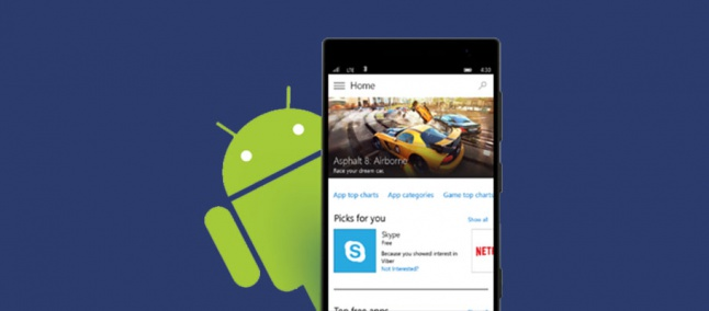 Documentação do Projeto Astoria detalha porte de apps Android pro Windows 10 Id138049_1
