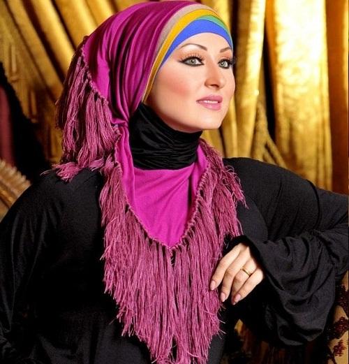 أحدث وأجمل لفات حجاب بسيطة وأنيقة 117022_mn66com