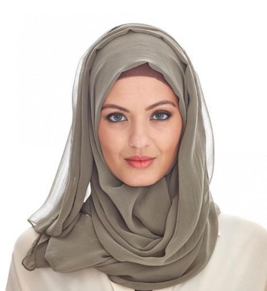 لفات حجاب أنيقة رغم بساطتها 315119_mn66com