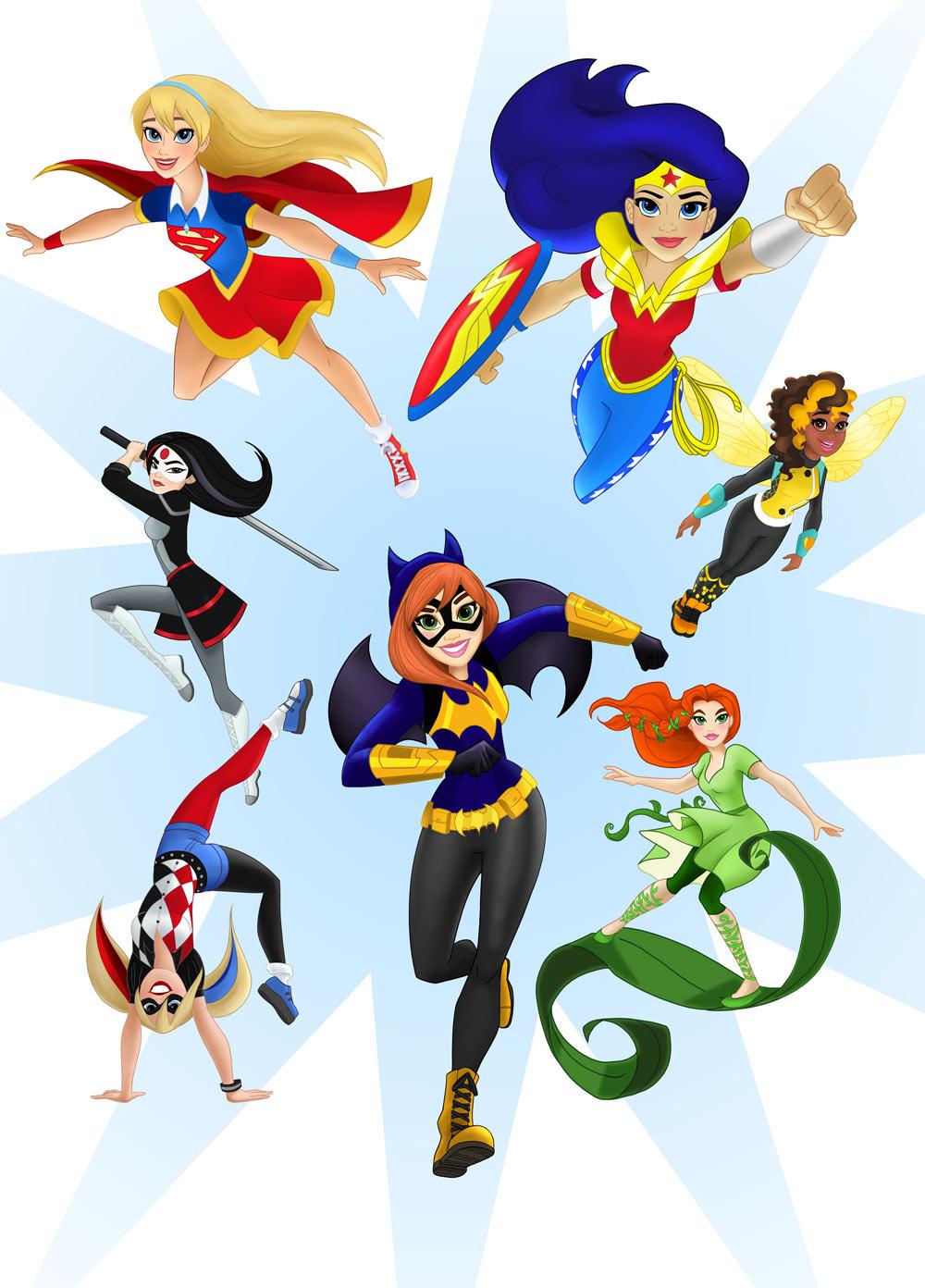 [Animación] DC SUPER HERO GIRLS! 37065